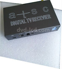 Freeview Car ATSC NTSC 8VSB TV receiver mobile digital TV Box  for N.America