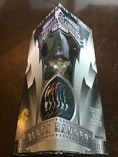 Mighty Morphin Power Rangers Power The Movie Black Ranger  8 inch Figure 1995