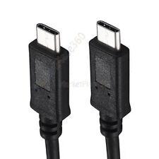 USB 3.1 to USB 3.1 Type C to C USBC to USBC 3Ft 1M Cable New