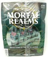 Warhammer Age Of Sigmar Mortal Realms Magazines  11/12/13/14/17