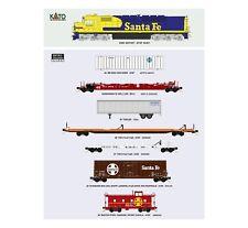 Kato / Micro-Trains KMT-001, N Scale, EMD SDP40F Freight Set Bundle, ATSF #5267