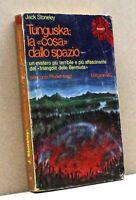 """TUNGUSKA: LA COSA"""" DALLO SPAZIO - J. Stoneley [ I libri pocket Vol. 656, 1978]"""
