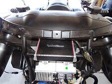 Kawasaki Vulcan Vaquero and Voyager amp mount rockford fosgate pbr300x2 pbr300x4