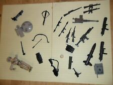 New listing mixed job lot Action Figure Weapons - Kenner - Star Wars Jurassic Park Etc