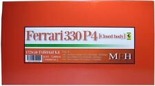 MFH 1/12 Ferrari 330 P4 Closed body 1967 Daytona 24hours #24 Fulldetail kit