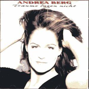 Andrea Berg - Träume lügen nicht, top Jupiter Records-CD von 1997!