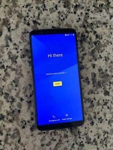 OnePlus 5T - 128GB - Midnight Black (Unlocked) Smartphone Read Description