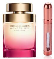 MICHAEL KORS WONDERLUST SENSUAL ESSENCE 12ml Eau De Parfum Travel Spray 160+💦