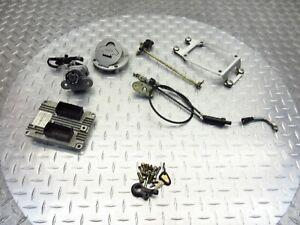 2007 07-09 MV Agusta F4 1000R Lockset Ignition Switch Key Latch Cdi Ecu Latch