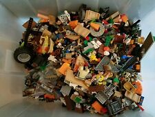 11.11Lbs, Bulk Lot Of Assorted Loose Lego & Other Building Blocks Pieces People