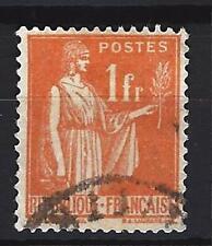 France 1932 Type Paix Yvert n° 286 oblitéré 1er choix (1)