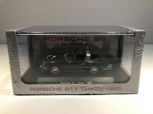 1/43 ATLAS Voiture Miniature PORSCHE 911 Targa 1965 Neuf