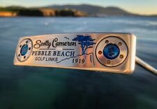 New Scotty Cameron Newport 2 Select Pebble Beach Putter - Limited Release