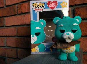 WATCHFUL BEAR Custom Painted Genuine FUNKO POP Figure Care Bears Character & Box