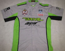 NICKY HAYDEN Hand Signed Racing Shirt