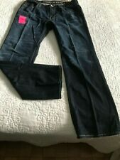 AMERICAN EAGLE  OUTFITTERS 36/34 Low Rise STRAIGHT JEANS