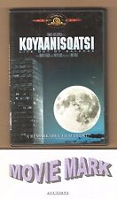 KOYAANISQATSI 1982 MGM Life Out of Balance Francis Ford Coppola presents W/S DVD