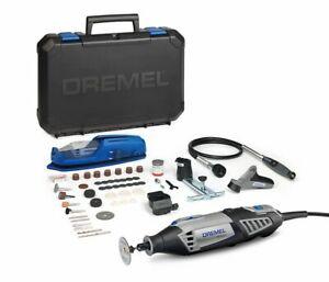 BOSCH DREMEL® 4000-4/65 EZ Multifunktionswerkz. (175 W),4 Vorsatzgeräte, 65 Zub.