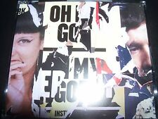 Mark Ronson Feat Lily Allen Oh My God Australian CD Single – Like New Up for Gra