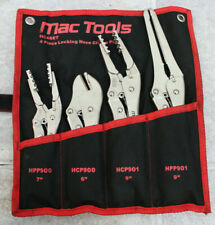 Mac Tools HOSE CLAMP GRIP PLIERS 4 PC SET - HC4SET