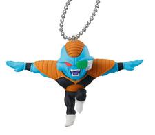 Dragon Ball Super UDM Burst 32 Burter Gacha Capsule Mascot Swing Key Chain Anime
