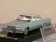 CADILLAC DEVILLE Sedan 1977 Grey PremiumX 1/43 Ref PR0171