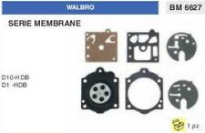 KIT SERIE MEMBRANE membrana CARBURATORE WALBRO K10-HDB K 10 HDB