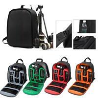 Waterproof DSLR Camera Backpack Shoulder Bag Case Box for Sony Canon Nikon DSLR