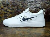 Nike SB Nyjah 'White Anthracite' Men's Trainers, Size Uk 7.5 Eur 42 - AR4259-100