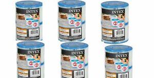 Filterkartusche S1 Spa 12 Stück für Intex Whirlpool INTEX 29001 Filter NEU DHL