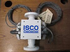 UNUSED NOS Isco Unimag UMB5F1X1R Magnetic Flow Meter 150PSIG / 10BA Flanged