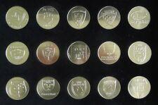 83 SOLLIES-PONT Coffret collector TOP 14, Saison 2016/2017, Monnaie de Paris