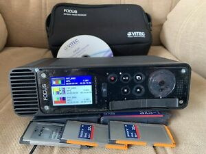SONY VTR PMW Focus FS-T2001 SXS recorder player with 250gb hard drive PDW