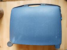Hartschalenkoffer/ suitcase AMERICAN TOURISTER by SAMSONITE blau gebraucht