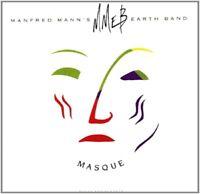 MANFRED'S EARTH BAND MANN - MASQUE  CD NEU