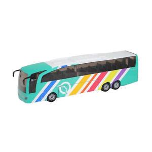 """Siku 3738 Mercedes Benz Travego Bus de Voyage """" Ratp """" Coloré Maßstab : 1:50"""