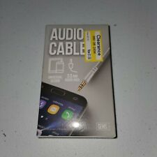 GEMS 3.5mm  Audio Jack Cable  6FT Braided Universal Design