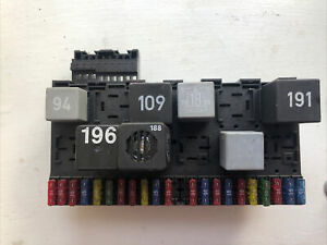 85-92 VW MK2/MK3 CE2 OEM Fuse Block Jetta GLX GLI GTI 16 Valve 357 937 039