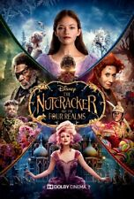 Authentic Nutcracker and the Four Realms Blu-ray DVD Digital Copy Code Pre-Order