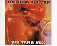 CD THE RZAbig cap WU TANG MIXVG++ (A0152)