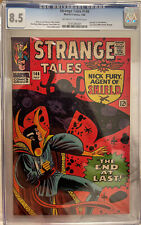 Strange Tales #146 CGC 8.5 OW/W - 1st A.I.M. & 1st Eternity Cover (2nd Eternity)