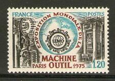 TIMBRE 1842 NEUF XX LUXE - LA MACHINE OUTIL - EXPOSITION MONDIALE