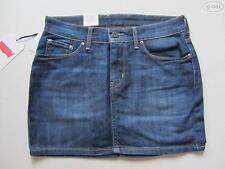 Levi's® Skirt Jeans Rock, Minirock, Gr. S, W 28, NEU ! sexy Faded Denim, kurz !