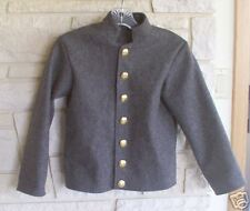 Boys Richmond Gray Shell Jacket, Civil War, New
