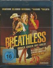 Jesse Baget - Breathless Blu Ray