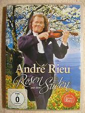 André Rieu - Rosen aus dem Süden (2010) DVD Video You Raise Me Up