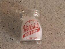 Hillside Dairy Farm - R. J. Bryant - Maverick Pyroglazed Round Creamer