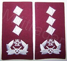 Afghanistan Afghan National Police (ANP) Lieutenant General Epaulets