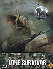 Lone Survivor Nova Media Exclusive 002 SteelBook w.1/4 Slip (Region Free Korea)
