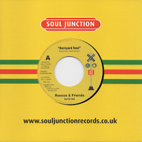 ROSCOE & FRIENDS Barnyard Soul / Watermelon Man NEW FUNK SOUL 45 (SOUL JUNCTION)